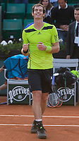 ANDY MURRAY (GER)<br /> <br /> Tennis - French Open 2014 -  Toland Garros - Paris -  ATP-WTA - ITF - 2014  - France - <br /> 2nd June 2014. <br /> <br /> &copy; AMN IMAGES