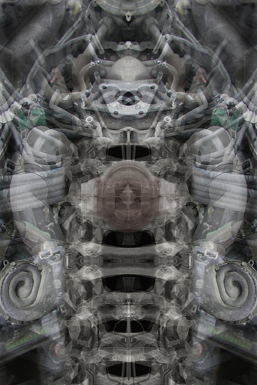 A conceptual image