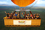 20101209 DECEMBER 09 Cairns Hot Air Ballooning