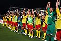 Giravanz Kitakyushu team group, JULY 24, 2011 - Football : 2011 J.LEAGUE Division 2 between Yokohama FC 1-2 Giravanz Kitakyushu at NHK Spring Mitsuzawa Football Stadium, Kanagawa, Japan. (Photo by YUTAKA/AFLO SPORT) [1040]
