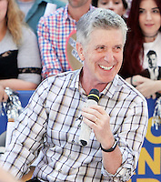 NEW YORK, NY-August 29:  Tom Bergeron at Good Morning America to talk about new season of Dancing with the Stars in New York. August 29, 2016. Credit:RW/MediaPunch
