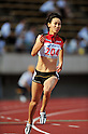 Chisato Fukushima (JPN), JULY 9, 2011 - Athletics :The 19th Asian Athletics Championships Hyogo/Kobe, Women's 200m Round 1at Kobe Sports Park Stadium, Hyogo ,Japan. (Photo by Jun Tsukida/AFLO SPORT) [0003]