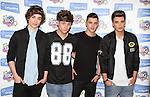 JUN 1 Girlguiding Big Gig - Union J