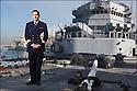 Capitaine de vaisseau Patrick Auger<br /> LE &laquo; PACHA &raquo;