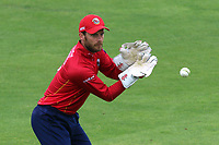 James Foster of Essex during Kent Spitfires vs Essex Eagles, Royal London One-Day Cup Cricket at the St Lawrence Ground on 17th May 2017