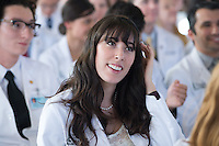 Laura Lazzarini. Class of 2016 White Coat Ceremony.