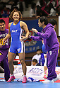 (L to R) Seiko Yamamoto, Ikuei Yamamoto, December 23, 2011 - Wrestling : All Japan Wrestling Championship, Women's Free Style -63kg .at 2nd Yoyogi Gymnasium, Tokyo, Japan. (Photo by Daiju Kitamura/AFLO SPORT) [1045]