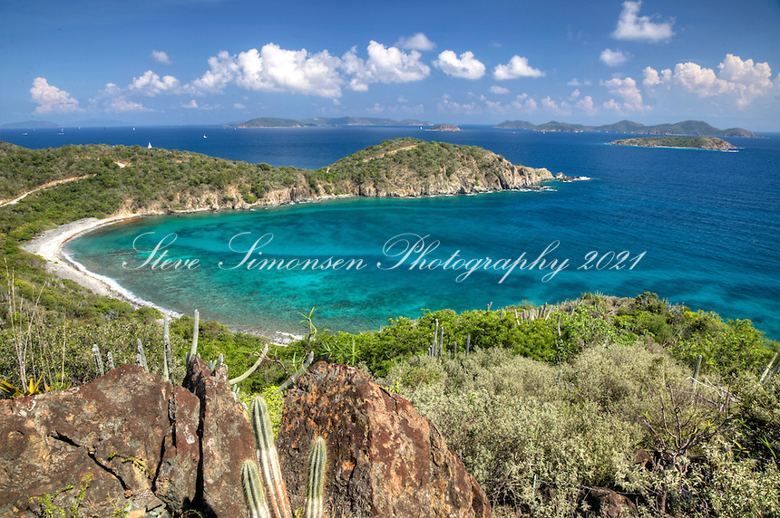 Privateer Bay.St. John, U.S. Virgin Islands