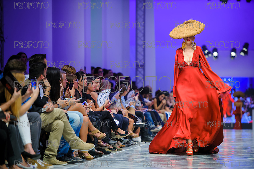 XVII Valencia Fashion Week S/S 2015