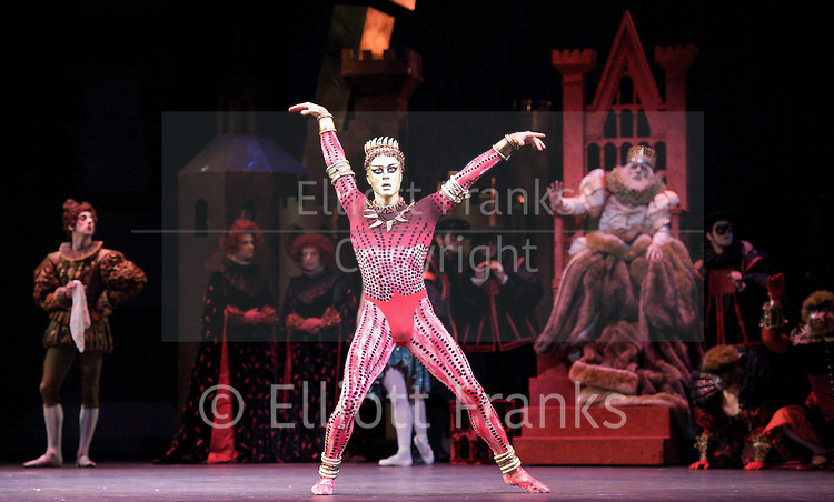 The Prince of the Pagodas<br />