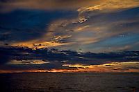Sunrise near Calauit Palawan