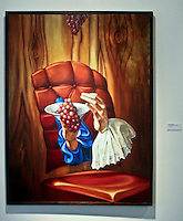 Brian Bundren, The Treachery of Others, Oil on Canvas