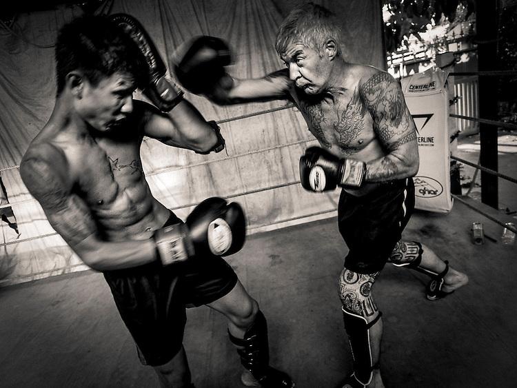 Burma Boxe. Lone Chaw was 3 times Myanmar National Champion. Lethwei