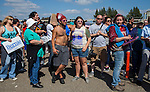 Bernie Sanders Rally -- Bonney Field, Sacramento, California -- May 9, 2016