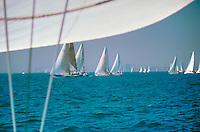 Sailboat Racing, Sailing, Southern California, Long Beach, CA, South Bay, SoCal, Motor Boating, Power Yachts, Transportation