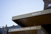 start<br /> <br /> 81st Fl&egrave;che Wallonne 2017 (1.UWT)<br /> 1day race: Binche &gt; Huy 200,5KM