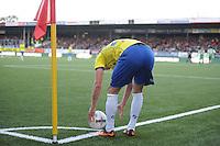 VOETBAL: CAMBUURSTADION: LEEUWARDEN: 03-11-2013, Cambuur-Feyenoord, uitslag 0- 2, ©foto Martin de Jong