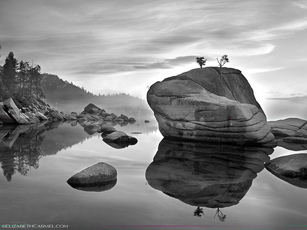 Sunset, Bonsai Rock II