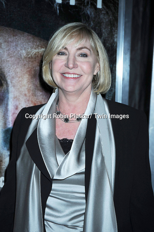 "Producer Leslie Holleran attending The New York Special Screening of ""Hanna"" starring Saoirse Ronan and Eric Bana on April 6, 2011 at The Regal Union square Stadium 14 in New York City."