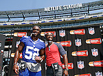 Taye Diggs & Jon Beason Join Duracell at MetLife Stadium