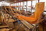 The Coronet, a wooden-hull schooner yacht built in 1885, is one of the oldest and largest schooner yachts in the world. The International Yacht Restoration School, in Newport, Rhode Island acquired the boat in the 1995 and began restoring of the vessel.