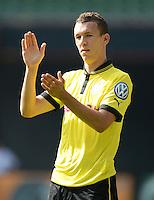 FUSSBALL   DFB POKAL   SAISON 2012/2013   1. Hauptrunde FC Oberneuland - Borussia Dortmund            18.08.2012 Ivan Perisic (Borussia Dortmund)