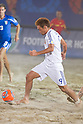 Shunta Suzuki (JPN), AUGUST 28, 2011 - Beach Soccer : Crescentini Trophy match between Italy 1-2 Japan at Stadio del Mare in Marina di Ravenna, Italy, (Photo by Enrico Calderoni/AFLO SPORT) [0391]
