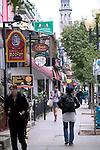 rue St. Denis, Montreal, QC