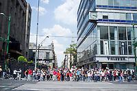 Centro Historico, Mexico City.
