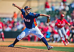 4 March 2016: Houston Astros pitcher Jordan Jankowski on the mound during a Spring Training pre-season game against the St. Louis Cardinals at Osceola County Stadium in Kissimmee, Florida. The Astros defeated the Cardinals 6-3 in Grapefruit League play. Mandatory Credit: Ed Wolfstein Photo *** RAW (NEF) Image File Available ***