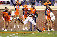 20101023 Eastern Michigan vs UVa NCAA Football