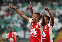 Independiente Santa Fe vs Atletico Nacional, 07-11-2015. LA II_2015