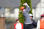 17 April 2016: Virginia Tech's Whitney Stevenson. The Second Round of the Atlantic Coast Conference's Women's Golf Championship was held at Sedgefield Country Club in Greensboro, North Carolina.