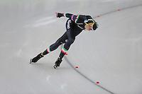 SCHAATSEN: BERLIJN: Sportforum, 06-12-2013, Essent ISU World Cup, 1500m Men Division B, Jan Daldossi (ITA), ©foto Martin de Jong