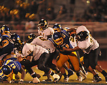 Oxford High's Joel Forrester (61) vs. Charleston in Oxford, Miss. on Friday, August 24, 2012. Oxford won 21-18 to improve to 2-0.