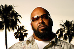 Marion &quot;Suge&quot; Knight Jr, the founder of Death Row Records