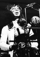 Stomu Yamashta performing in 1973 Credit:  Ian Dickson / MediaPunch