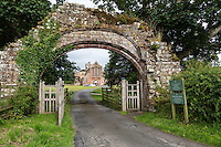 Lanercost Priory, Cumbria, England, UK.  Anglican Church of Mary Magdalene, 13th. Century.