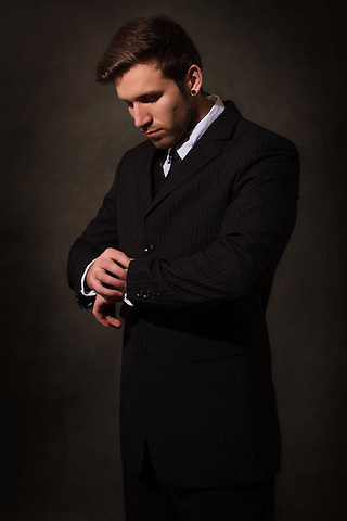 model: Grant Mroz