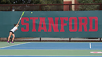 Stanford Tennis W vs Texas, March 4, 2017