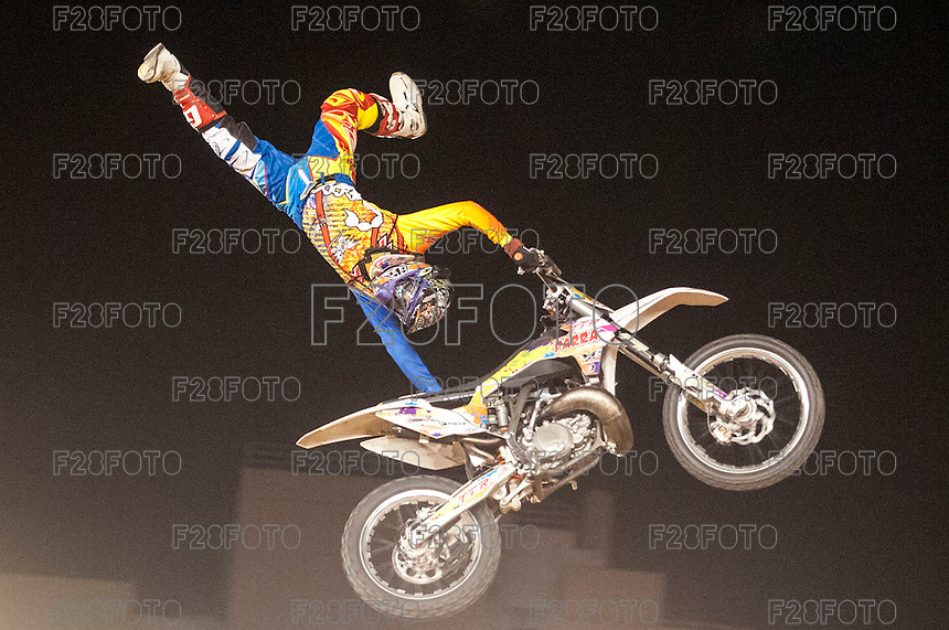 Spanish Freestyle Championship - 2 Round in Valencia