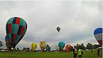 Early morning take-off during the 2015 Balloon Challenge in Canowindra, NSW, Australia. Shot using the GoPro Hero 3+ Black Edition and edited using GoPro Studio.<br /> View it at: https://youtu.be/rmq7DZ0kO8I