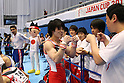 Kohei Uchimura (JPN), JULY 3, 2011 - Artistic gymnastics : Japan Cup 2011 ..Men's Individual All-Around Competition at Tokyo Metropolitan Gymnasium, Tokyo, Japan. (Photo by YUTAKA/AFLO SPORT) [1040]