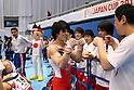 Kohei Uchimura (JPN), JULY 3, 2011 - Artistic gymnastics : Japan Cup 2011 ..Men's Individual All-Around Competition at Tokyo Metropolitan Gymnasium, Tokyo, Japan. (Photo by YUTAKA/AFLO SPORT) [1040]