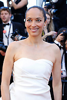"""Carmen Chaplin at the """"Okja"""" premiere during the 70th Cannes Film Festival at the Palais des Festivals on May 19, 2017 in Cannes, France. (c) John Rasimus /MediaPunch ***FRANCE, SWEDEN, NORWAY, DENARK, FINLAND, USA, CZECH REPUBLIC, SOUTH AMERICA ONLY***"""