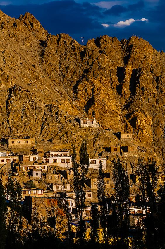 Leh, Ladakh, Jammu and Kashmir State, India.