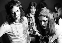 Slade pictured 1973 Credit:  Ian Dickson / MediaPunch
