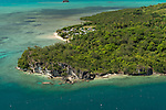 Aerial - Kavewa Island Village.