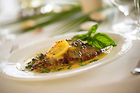 Swordfish Piccata<br />