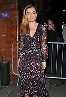 "APR 26 Katherine Jenkins at the ""Carousel"" theatre cast departures"